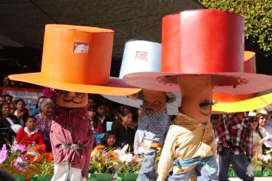 Dancing Hats
