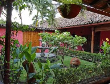 Casa del Consulado - Courtyard