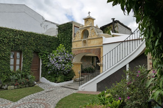 Hotel Los Pasos - Antigua, Guatemala