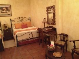 Hotel Los Pasos - our room