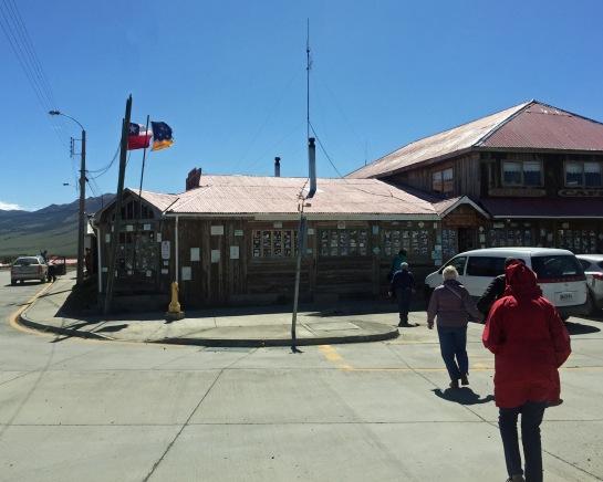 Argentine-Chile Border
