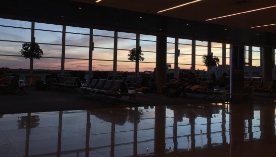 Sunrise in Atlanta