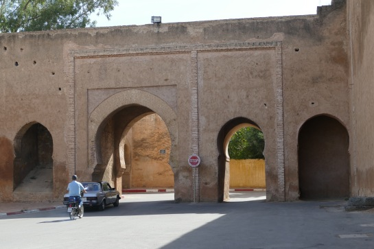 Les Greniers du Moulay Ismail